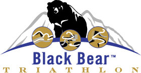 Black Bear Triathlon logo