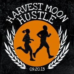 2013 Harvest Moon Hustle  logo