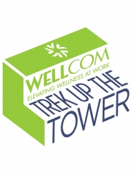 Trek up the Tower 2015 logo