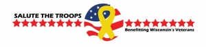 SALUTE THE TROOPS 2015 logo