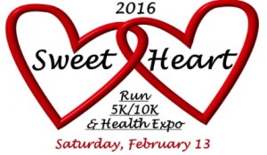 Sweet Heart 5K & 10K logo