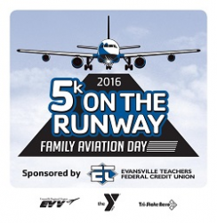 YMCA 5K on the Runway logo
