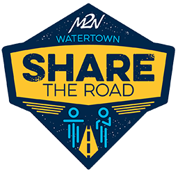 Share the Road Duathlon - 2016 logo