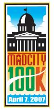 Mad City 100K logo