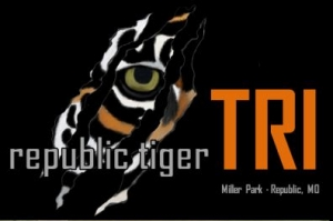 2016 Republic Tiger Tri logo