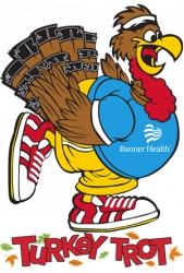 NCMC Turkey Trot logo