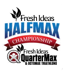 2017 Fresh Ideas Halfmax Triathlon logo