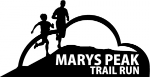 Marys Peak Trail Run logo