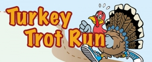 2017 Parkville Turkey Trail Trot logo