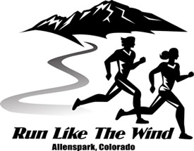 Run Like the Wind logo
