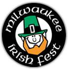 Run/Walk to Milwaukee Irish Fest 2018 logo