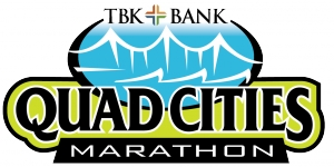 TBK Quad Cities Marathon 2018 logo