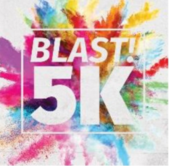 The Color Blast 5K logo