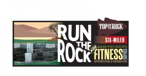 2018 Bass Pro Shops Run the Rock logo