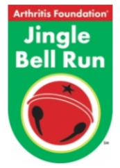 JINGLE BELL RUN - MADISON 2018 logo
