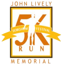 John Lively Memorial 5k Run logo