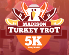 2019 MADISON TURKEY TROT logo