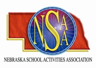 2020 NSAA B-2 District XC Meet logo