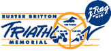 JRAG USA Buster Britton Memorial Triathlon logo