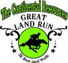 Continental Resources Great Land Run logo