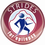 Strides for Epilepsy logo