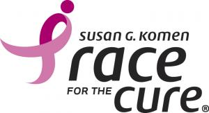Susan G. Komen Race for the Cure 5k/10k logo