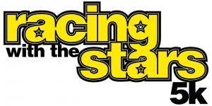 Racing with the Stars 5K logo