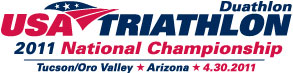 USA Triathlon Duathlon National Championship logo
