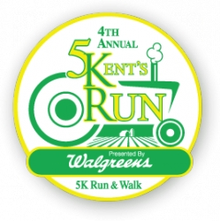 Kents Run 2011 logo
