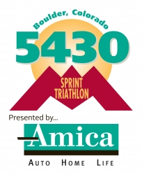 5430 Sprint Triathlon Presented By Amica logo
