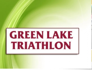 Green Lake Triathlon -2011 logo