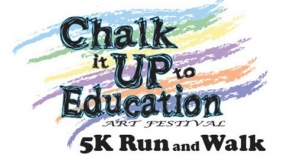 Chalk it Up 5K logo