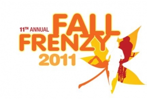 Fall Frenzy Triathlon & Duathlon logo
