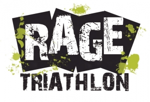 RAGE Triathlon logo