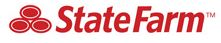 State Farm Run logo
