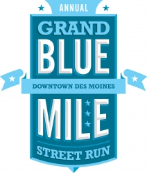 Grand Blue Mile logo