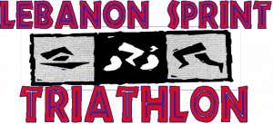 Lebanon Sprint Triathlon logo