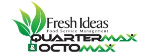 2012 Fresh Ideas Quartermax and Octomax Triathlon logo