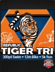 2012 Republic Tiger Tri logo