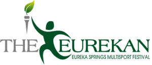 The Eurekan Triathlon logo