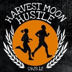2012 Harvest Moon Hustle logo
