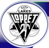 City of Lakes Loppet - 2006 logo